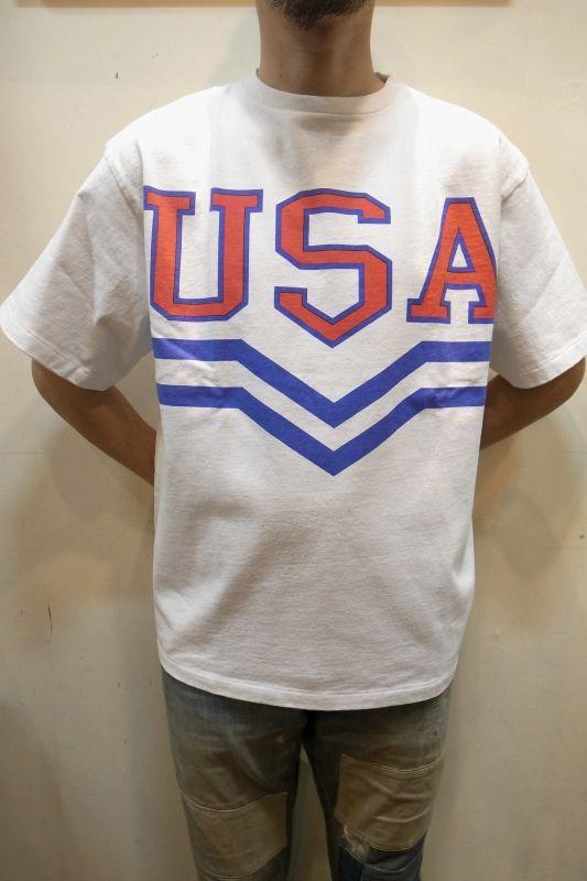 画像1: 【SUNNY SPORTS/サニースポーツ】 USA TEE (1)