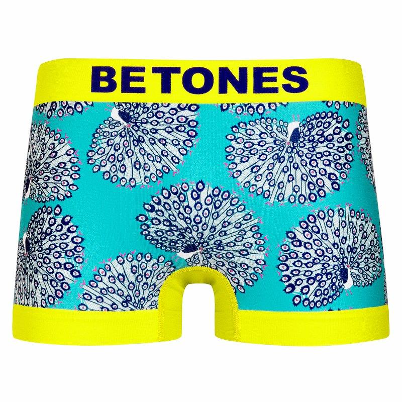 画像1: 【BETONES/ビトーンズ】 KA PEACOCK (1)