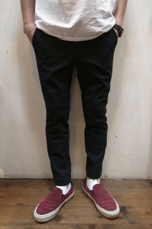画像1: 【JACKMAN/ジャックマン】 JM4955 Stretch Trousers (1)