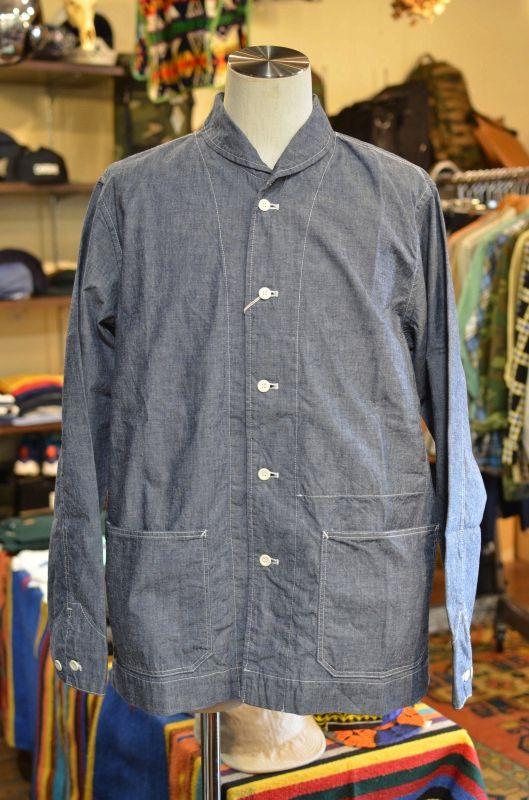 画像1: 【Workers/ワーカーズ】  Shawl Collar Jacket (1)