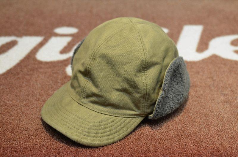 画像1: 【HIGHER/ハイアー】 CORDLANE HUNTER CAP (1)