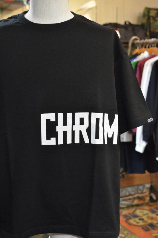 画像1: 【CHROME/クローム】 BIG SILHOUSET TEE (1)
