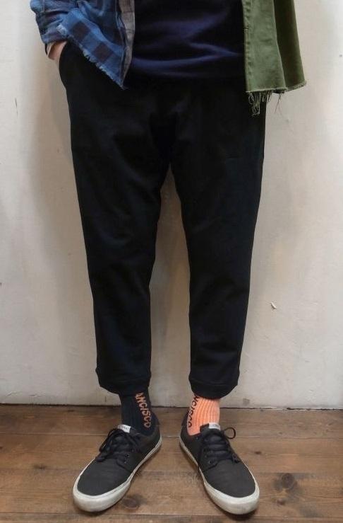 画像1: 【JACKMAN/ジャックマン】 JM4002 Stretch Ankle Trousers (1)