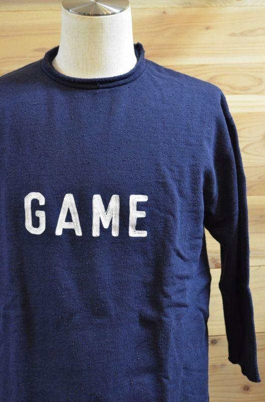 画像1: 【JACKMAN/ジャックマン】 4/5 Sleeved Sweat Shirt (1)
