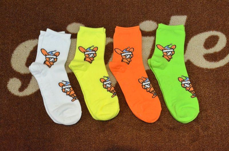画像1: 【Ganag Socks/ガナジーソックス】 PPP socks (1)