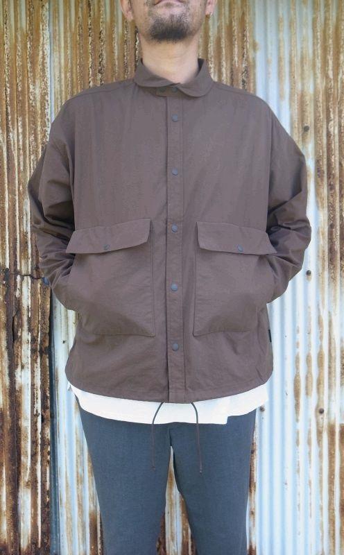 画像1: 【AXESQUIN/アクシーズクイン】 Nylon Field Jacket ナイロンフィールドジャケット (1)